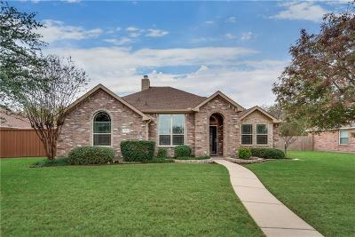 Wylie Single Family Home For Sale: 218 Silvercreek Drive