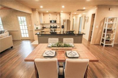 Weatherford Single Family Home For Sale: 106 W Simmons Street