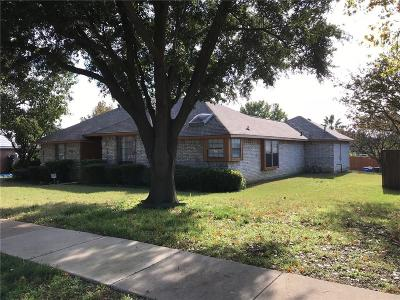 Denton County Single Family Home For Sale: 1215 Shawnee Trail