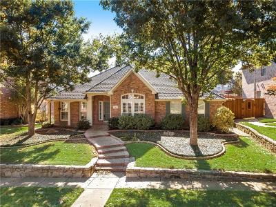 Garland Single Family Home For Sale: 510 Weeping Willow Road