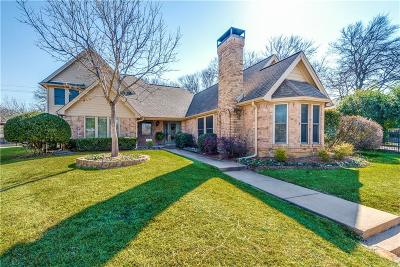 Colleyville Single Family Home For Sale: 4103 Trail Bend Court