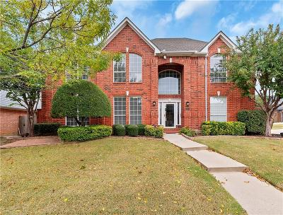 Carrollton Single Family Home Active Contingent: 3104 Glenmere Court