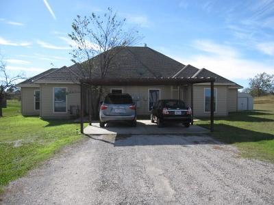 Weatherford Multi Family Home For Sale: 124 Collett Court