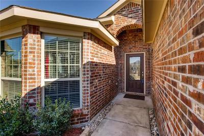 Van Alstyne Single Family Home For Sale: 1519 Colgate Drive
