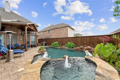 Allen Single Family Home For Sale: 1004 Everglades Drive