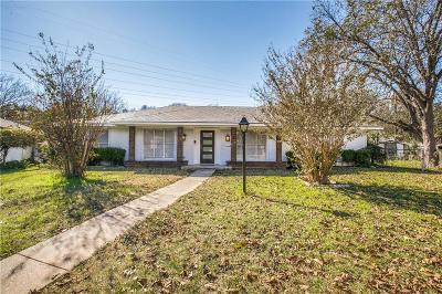 Single Family Home For Sale: 1906 W Five Mile Parkway