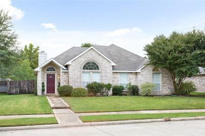 Rowlett Single Family Home For Sale: 8801 Pheasant Run Drive
