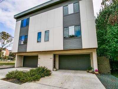 Dallas County Half Duplex For Sale: 1612 Mary Street