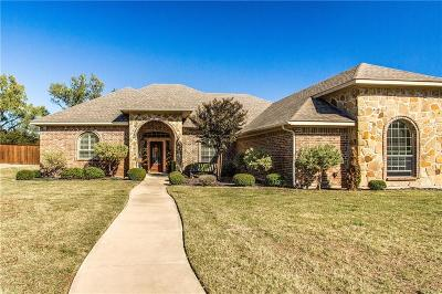 Aledo TX Single Family Home For Sale: $284,900