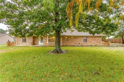 Burleson Single Family Home For Sale: 130 Southwood Drive