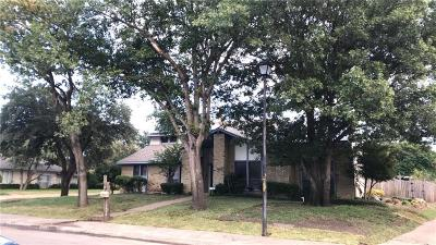 Dallas Single Family Home For Sale: 15930 Windy Meadow Drive