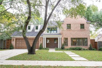 Dallas, Fort Worth Single Family Home For Sale: 8114 Chadbourne Road