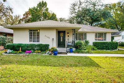 Dallas County Single Family Home For Sale: 7144 Bennington Drive