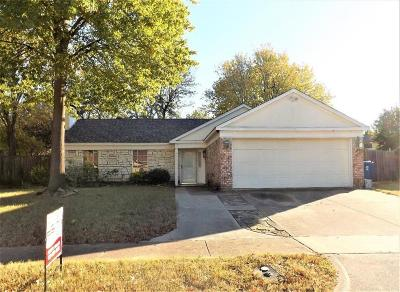 Flower Mound Single Family Home For Sale: 3917 Willow Run