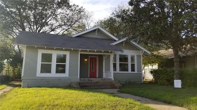 Oak Cliff Annex, Oak Cliff Anx Add, Oak Cliff Estates, Oak Cliff Gardens, Oak Cliff Original, Oak Cliff Original Town Of Single Family Home For Sale: 609 N Edgefield Avenue