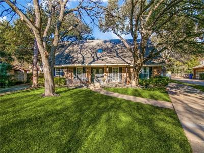 Garland Single Family Home For Sale: 7517 Vista Ridge Court