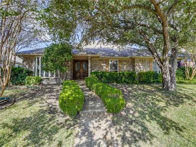 Dallas Single Family Home For Sale: 6131 Yellow Rock Trail