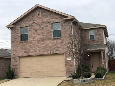 Fort Worth Single Family Home For Sale: 8840 Sun Haven Way