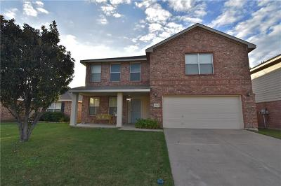 Fort Worth Single Family Home For Sale: 8513 Hawkview Drive