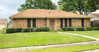 Coppell Residential Lease For Lease: 228 Heather Glen Drive
