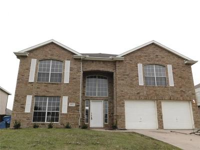 Rowlett Single Family Home For Sale: 6514 Toscano Drive