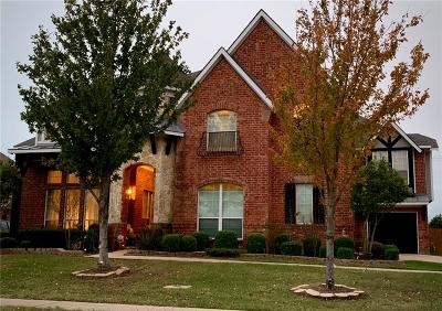 Midlothian Single Family Home For Sale: 2009 Glenwood Way