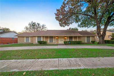 Dallas County Single Family Home For Sale: 1207 Willow Creek Drive