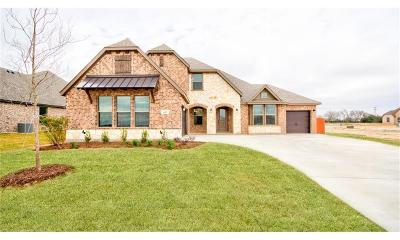 Midlothian Single Family Home For Sale: 837 Rustic Trail