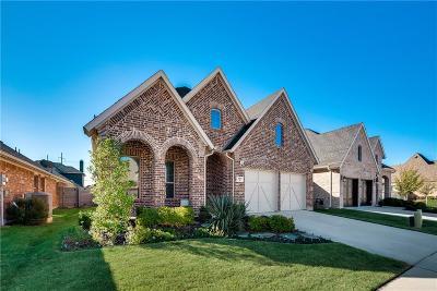 Little Elm Single Family Home For Sale: 804 Field Crossing