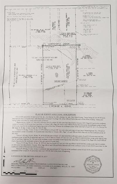 Graford Farm & Ranch For Sale: 13043 State Hwy 254