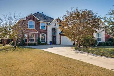 Keller Single Family Home Active Option Contract: 1333 Chase Oaks Drive
