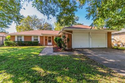 Fort Worth Single Family Home For Sale: 5000 Cockrell Avenue