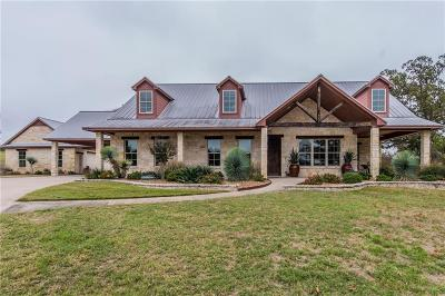 Aledo Single Family Home For Sale: 4255 Annetta Centerpoint Road