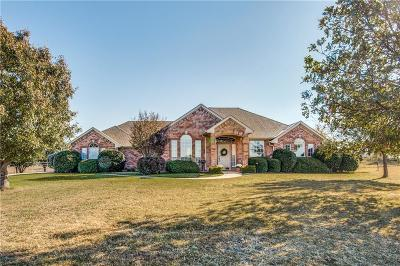 Haslet Single Family Home Active Option Contract: 13424 Northwest Court