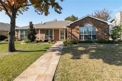 Rowlett Single Family Home For Sale: 3407 Orchid Lane