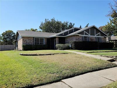 Garland Single Family Home For Sale: 636 San Carlos