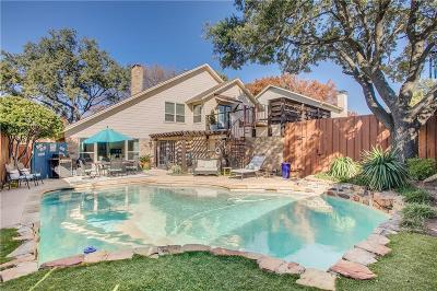Single Family Home For Sale: 8222 Club Meadows Drive