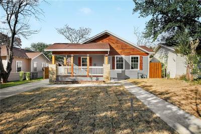 Single Family Home For Sale: 707 S Brighton Avenue