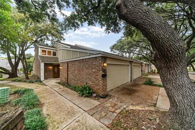 Carrollton Townhouse For Sale: 2716 Meadowstone Court