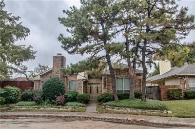 Dallas Single Family Home For Sale: 4407 Rushing Road