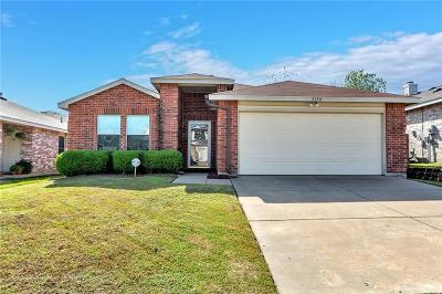 Fort Worth TX Single Family Home For Sale: $167,000