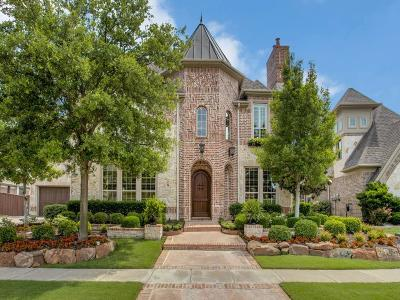 The Colony Single Family Home For Sale: 3408 Bankside