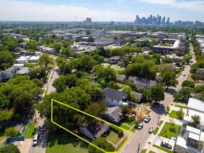 Dallas County Residential Lots & Land For Sale: 5326 Belmont