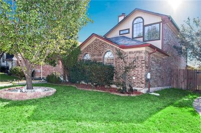 Carrollton Single Family Home For Sale: 1614 Kingspoint Drive