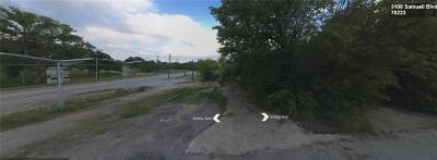 Residential Lots & Land For Sale: 3100 Samuell Boulevard