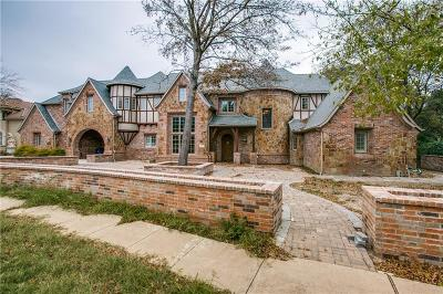 Mckinney Single Family Home For Sale: 1805 Provine Court