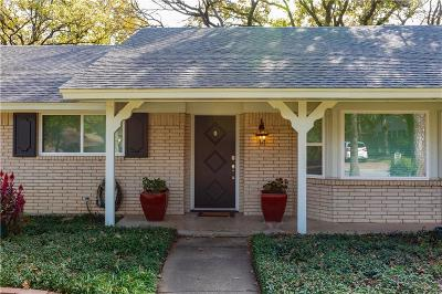 Hurst, Euless, Bedford Single Family Home Active Option Contract: 708 King Drive