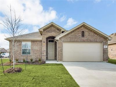 Fort Worth TX Single Family Home For Sale: $252,999