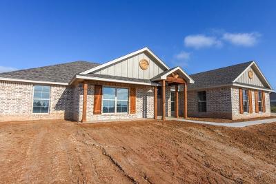 Stephenville Single Family Home For Sale: 240 Ogan