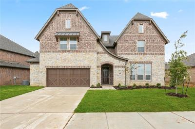 Little Elm Single Family Home For Sale: 1809 Angus Drive
